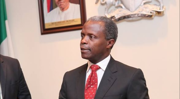 Someone Recommended Me For Vice President Position – Osinbajo