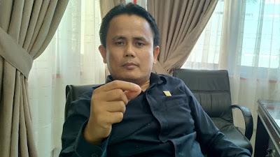 Foto: Amran Tono. Harus Lakukan Terobosan Besar, Amran Tono Minta Pemko Padang Bersiap-siap Hadapi Banjir.