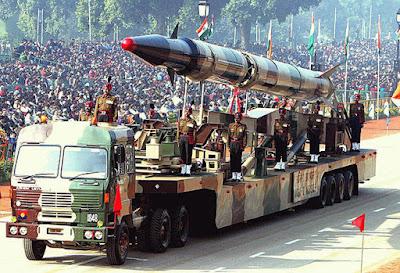 Nuclear Doctrine of India  / Akash Missile