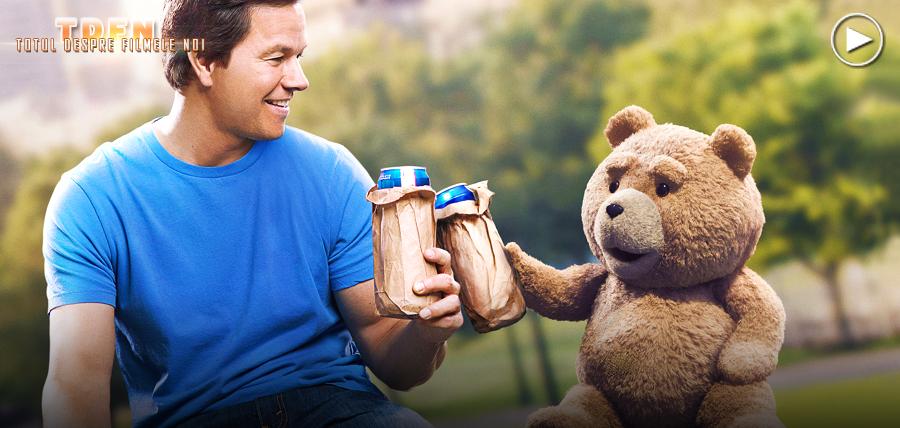 TED 2: trailer nou cu limită de vârstă