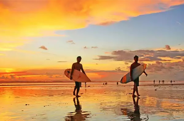 Ke Bali, Kunjungi Destinasi Wisata Pantai