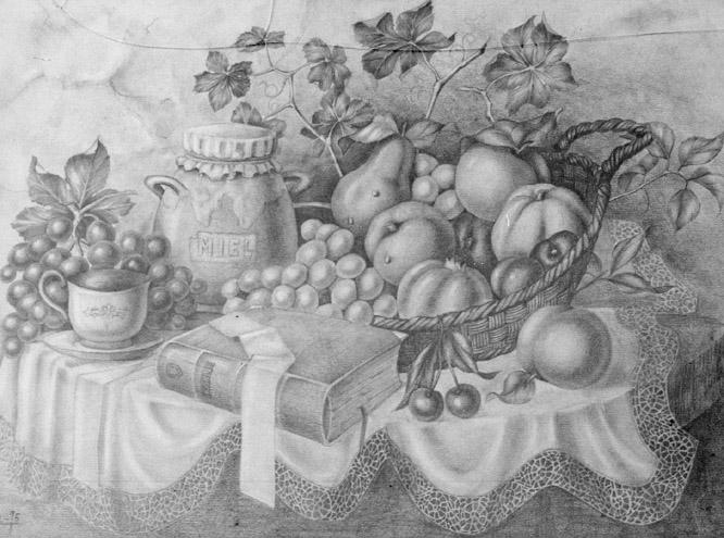Dibujos De Bodegones De Frutas Para Colorear Imagui