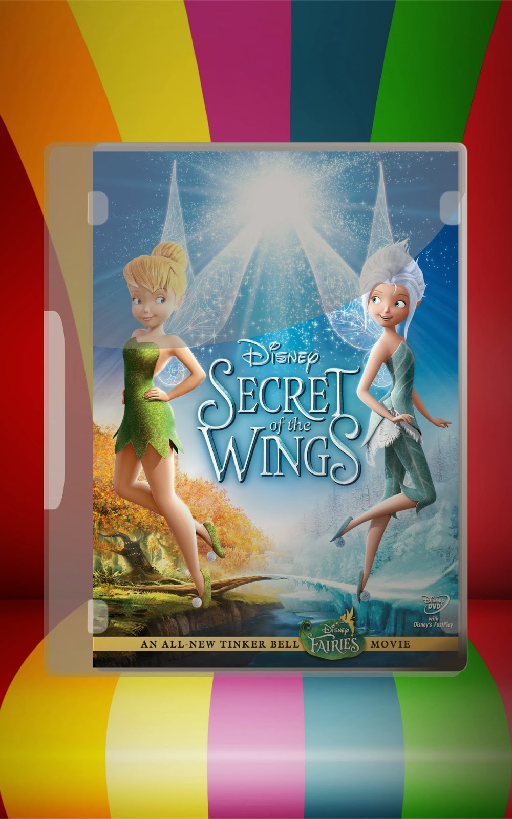 tinkerbell the pixie hollow games 2011 bluray 720p 200mb