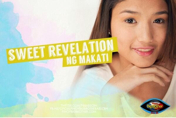 "PBB All In Housemates - Nichole Baranda ""Sweet Revelation"""