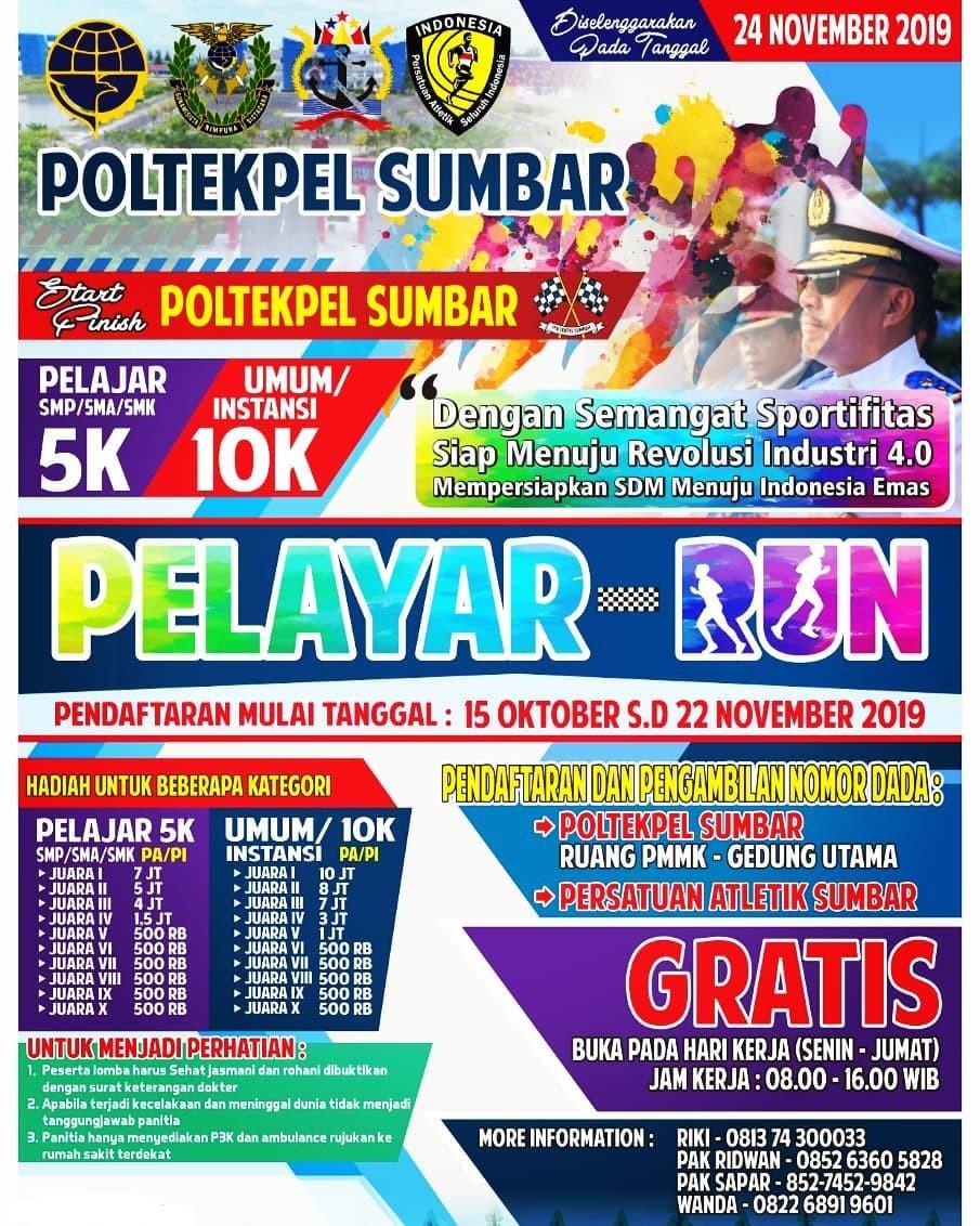Pelayar Run • 2019