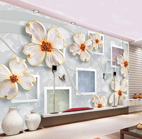 Wallpaper Custom 3D | Tempat Jual Wallpaper Custom 3D Untuk Rumah | Jual Wallpaper Custom di Jogja | Wallpaper Custom Jogja