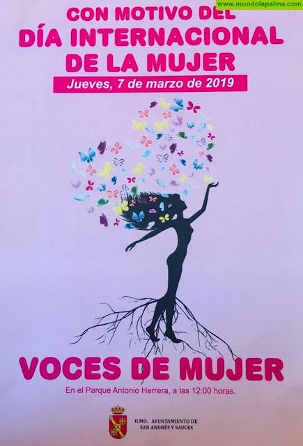 Voces de Mujer en San Andrés y Sauces