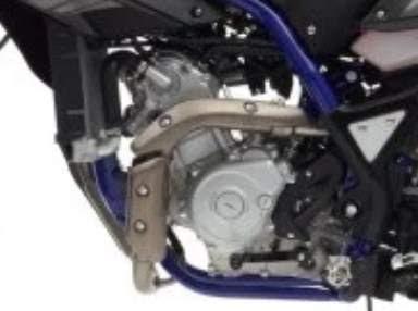Mesin Yamaha WR 150 Pakai Mesin Identik Yamaha Vixion
