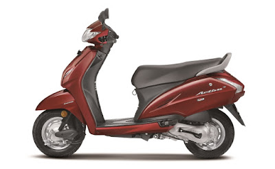 Honda Activa 4G is the tried and tested 109 cc HET
