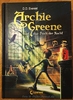 D. D. Everest: Archie Greene und das Buch der Nacht