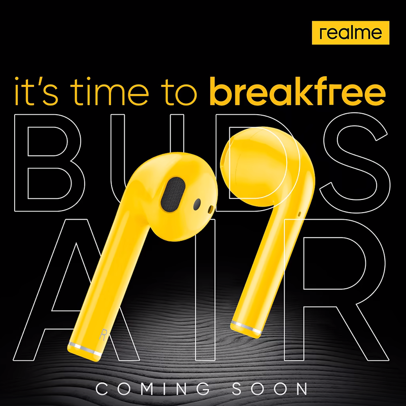 Realme Buds Air to go official in the Philippines soon