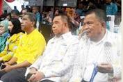 Wabup Kep. Selayar Hadiri Pembukaan Penas KTNA  Aceh