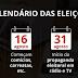 Eleições 2018: prazo para registro de candidaturas termina na quarta; campanha nas ruas começa na quinta