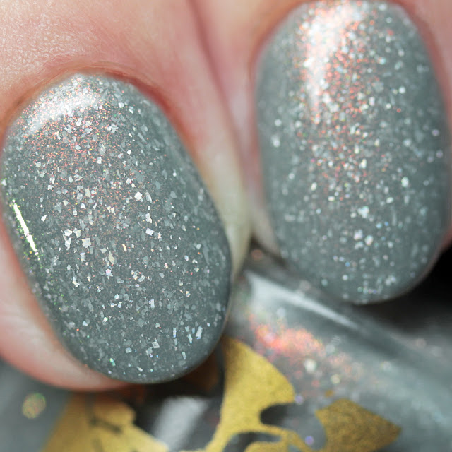 Bee's Knees Lacquer When Water Sang Fire