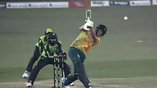 Cricket Highlightsz : Pakistan vs South Africa 3rd T20I 2021