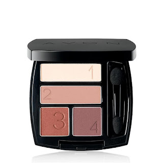 avon catalog 21 True Color Eyeshadow Quad i
