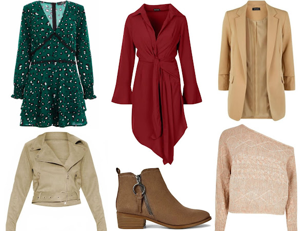 High Street Fashion   New In For Autumn
