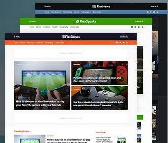 Change to Responsive and Professional Blog Theme in 2 Minutes