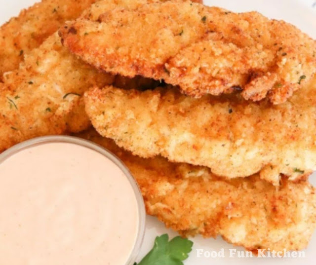 BEST CHICKEN STRIPS RECIPE