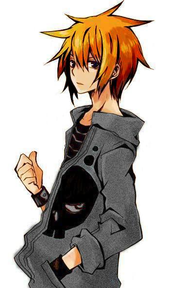 Chibi Anime Boy