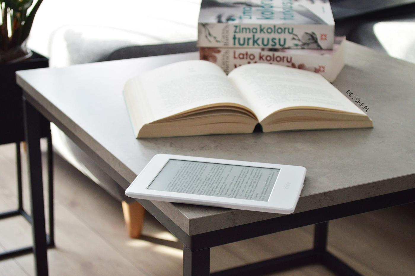 czy warto kupić czytnik ebooków Kindle