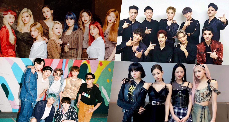 tercera generacion kpop