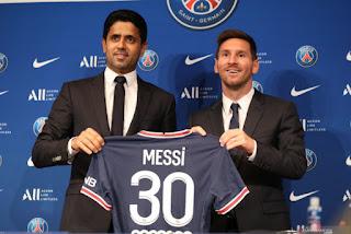 Resmi Gabung PSG, Lionel Messi: Ini Klub yang Cocok untuk Ambisi Saya