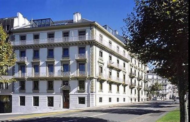 Compagnie Bancaire Helvetique SA (CBH), un banco suizo sinónimo de transacciones corruptas en Venezuela