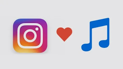 Agregar musica a Instagram