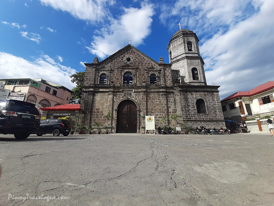 Sta. Ursula Parish Church in Binangonan, Rizal