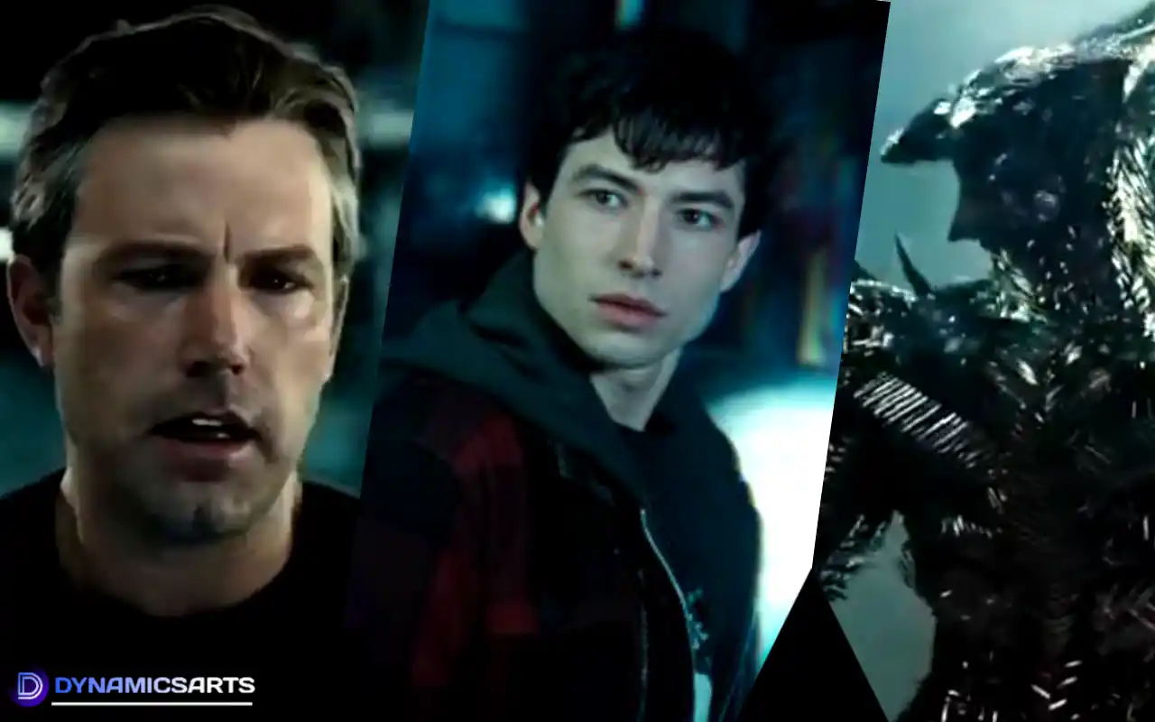New Teaser for Zack Snyder's Justice League on HBO Max Unveils
