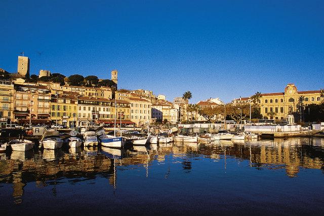Como ir de Paris à Cannes ou de Cannes à Paris