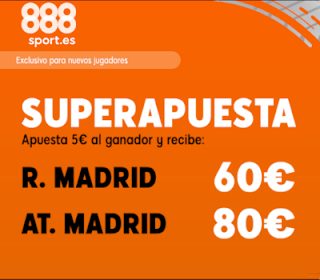 888sport superapuesta International Champions Cup Real Madrid vs Atletico 27 julio 2019