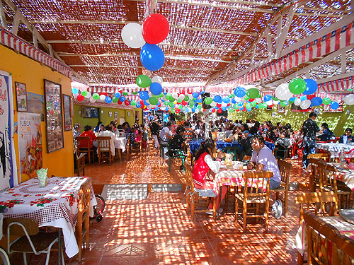 La Pena Restaurant