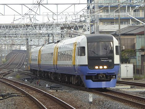 【まさかの専用HMは?】さざなみ91号・新宿さざなみ93号 木更津行き E257系500番台・255系