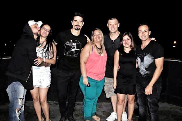 Backstreet Boys Tour In A World Like This - Brasil 2016