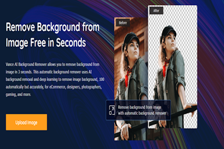 Vance AI Background Remover Online Tool Review