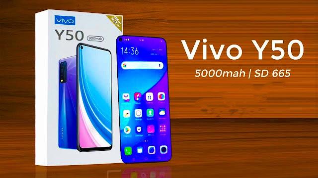 vivo y50,vivo y50 price,vivo y50 specification,vivo y50 flipkart,vivo y50 mobile