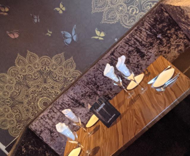 Asmara Blyth Review - interior