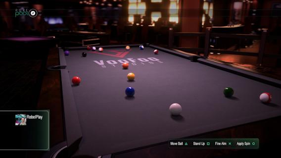 Pure Pool ScreenShot 01