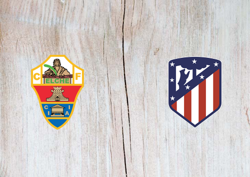 Elche vs Atletico Madrid -Highlights 01 May 2021