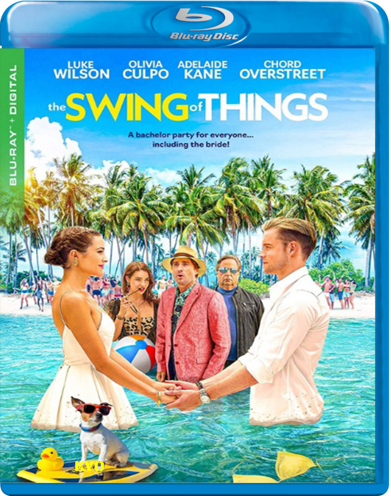 The Swing of Things [2020] [BD25] [Latino]