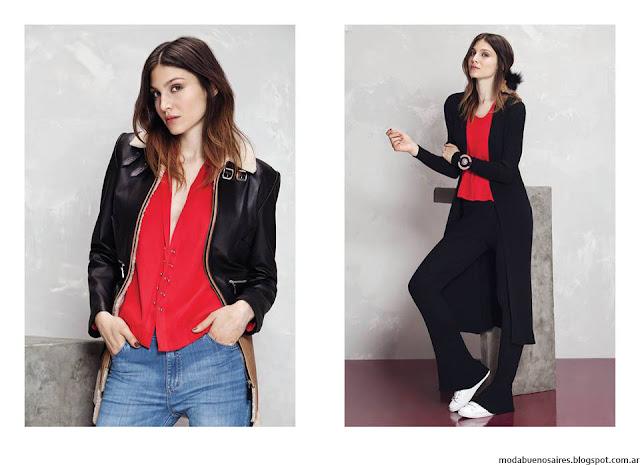 Kosiuko invierno 2016 ropa de moda invierno 2016 pantalones. Moda 2016.