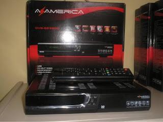 atualização azamerica s900