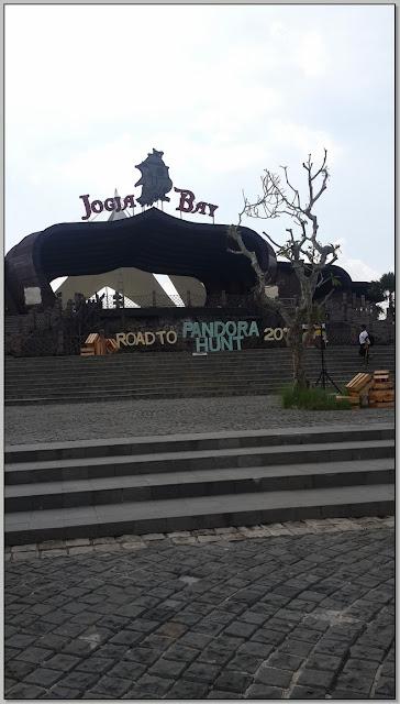 Tempat Liburan Yogyakarta – Jogja Bay Pilihan Wisata Air