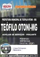 concurso teofilo otoni mg