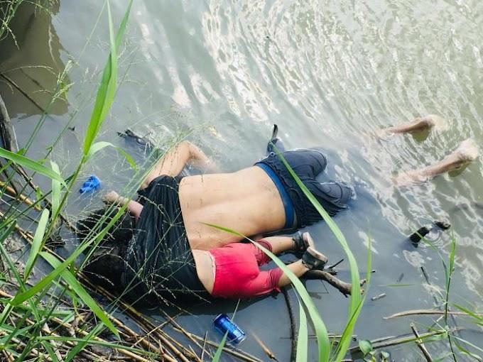 México: dos migrantes mueren ahogados tras intentar cruzar el río Bravo