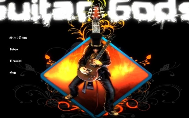 Guitar Gods Linux Game