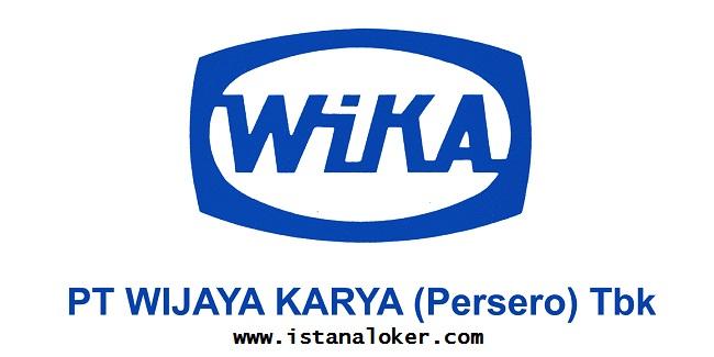 Lowongan Kerja Fresh Graduate PT Wijaya Karya (Persero) Tbk Via UNS