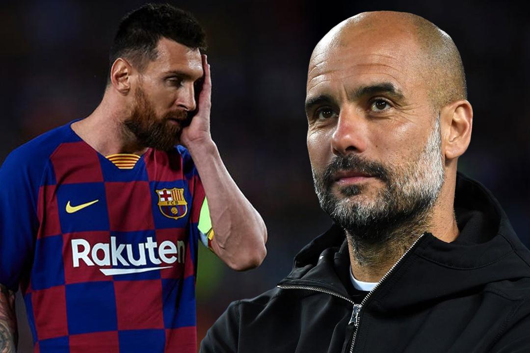 Messi về Man City là canh bạc cuộc đời của Guardiola